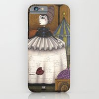 iPhone Cases featuring A Day in Autumn by Judith Clay