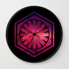 The First Order Cosmos O… Wall Clock