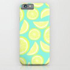 Lemon Citrus Slim Case iPhone 6s