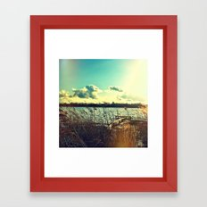 Pictures from my homeland 2 Framed Art Print