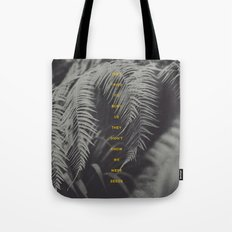 Bury Us Tote Bag