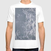 Reflections Mens Fitted Tee White SMALL