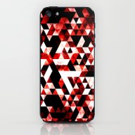 Triangle Geometric Vibra… iPhone & iPod Skin