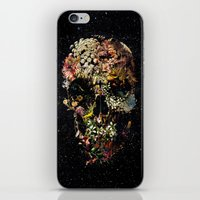 Smyrna Skull iPhone & iPod Skin