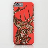 ROAD KILL ~ RED iPhone 6 Slim Case