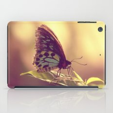 Butterfly 02 iPad Case