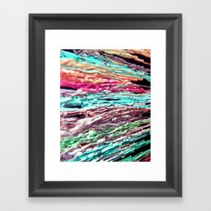 Wax #5 Framed Art Print