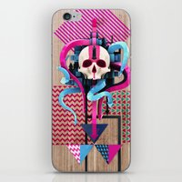 BeautifulDecay II iPhone & iPod Skin
