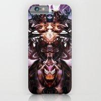 iPhone & iPod Case featuring Juggernaut by Andre Villanueva