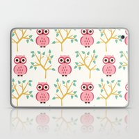 Owl Grove Laptop & iPad Skin
