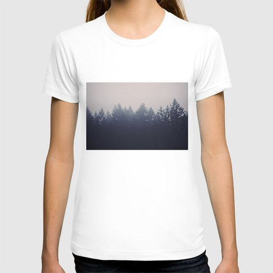 Forest in the Haze T-shirt