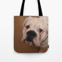 My dog Konstantin Tote Bag
