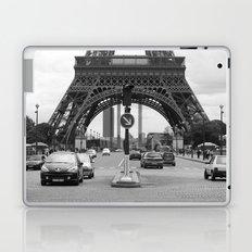 Paris transport Laptop & iPad Skin