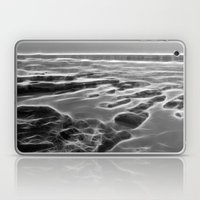 Abstract coastal rock formations in Queensland Laptop & iPad Skin