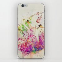 Untitled Melodies iPhone & iPod Skin