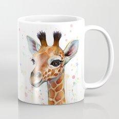 Giraffe Baby Mug