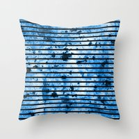 Studen Throw Pillow