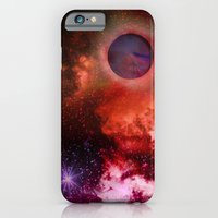 iPhone & iPod Case featuring We Are Not Alone by Roger Wedegis