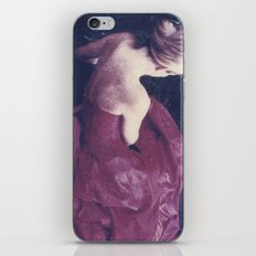 Baloon Girl iPhone & iPod Skin