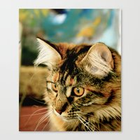 To Be Beautiful Canvas Print
