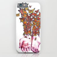 The Butterfly Project iPhone 6 Slim Case