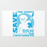 Save the Wampa Rug