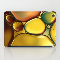 Oil & Water Abstract II iPad Case