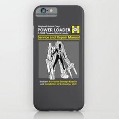 Power Loader Service and Repair Manual Slim Case iPhone 6s