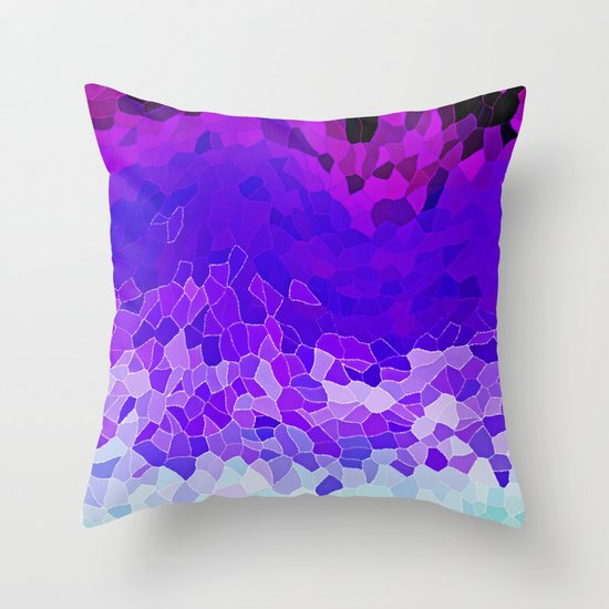 Decorative Pillow Lilac : INVITE TO LILAC Throw Pillow by Catspaws Society6
