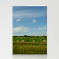 Summertime in WaterValley Stationery Cards