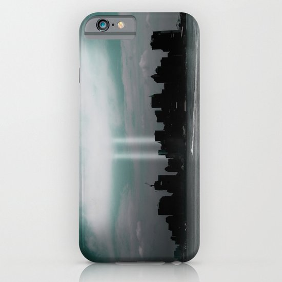 Renewal - New York City skyline iPhone & iPod Case