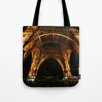 From Underneath Tote Bag