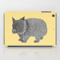 Little Wombat iPad Case