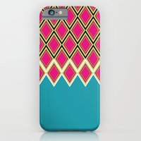 iPhone & iPod Case featuring Glamour by Msimioni