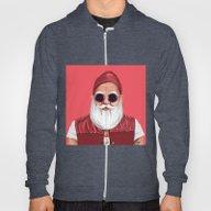 Hipstory -  Santa Claus Hoody