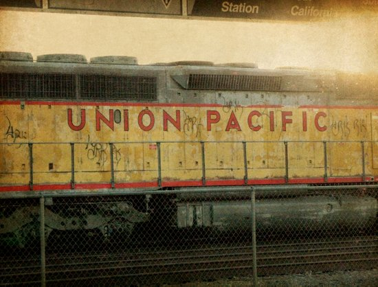 Union Pacific  Art Print