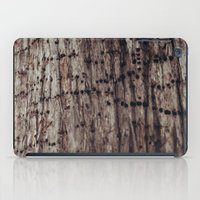 The Work of A Woodpecker iPad Case