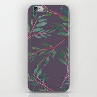 2016 Calendar Print - Red Branch iPhone & iPod Skin