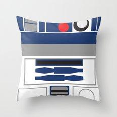 Star Wars - R2D2  Throw Pillow