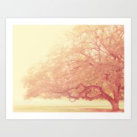 Tree. That Was Just A Dr… Art Print
