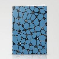 Yzor Pattern 006 Kitai B… Stationery Cards