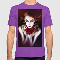 New Breed Mens Fitted Tee Ultraviolet SMALL