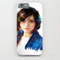 iPhone & iPod Case featuring Elizabeth by ururuty