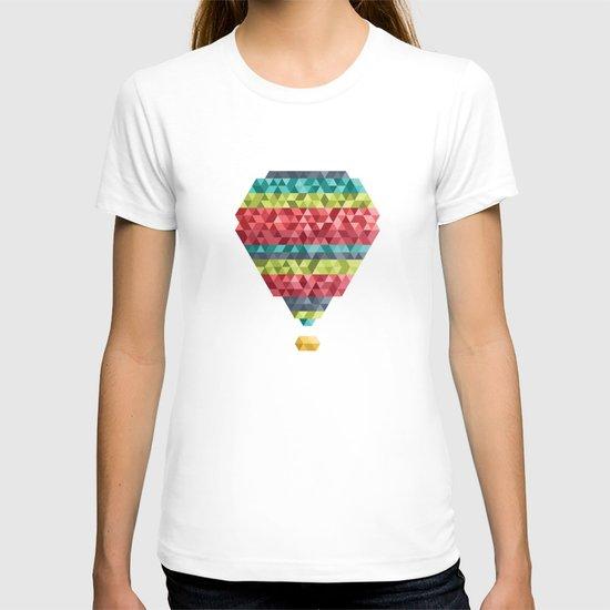Triangular Skies T-shirt