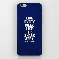 30 Rock - Tracy Jordan iPhone & iPod Skin