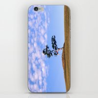 Tree on the island of Olkhon iPhone & iPod Skin