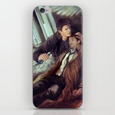 Supernatural Protecting something so Holy iPhone & iPod Skin