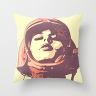 S. O. Throw Pillow