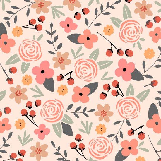 FLOWER FEST Canvas Print