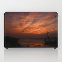 ...that promise of a Golden Tomorrow iPad Case